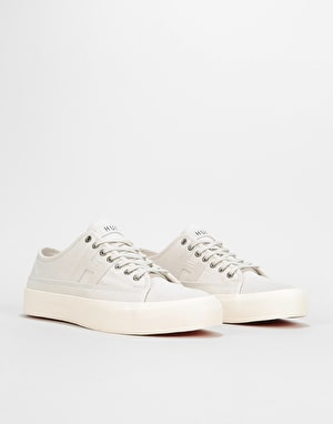 HUF Hupper 2 Lo Skate Shoes - Natural/White