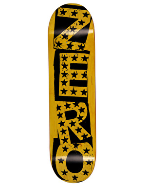 Zero Punk Stars Team Deck - 8.25