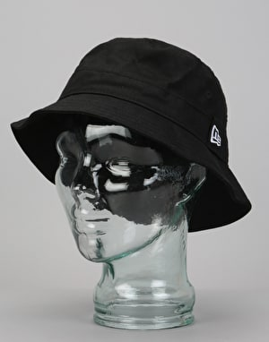 New Era Seasonal Bucket Hat - Black