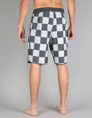 Vans Mixed Scallop Boardshorts - Checkerboard