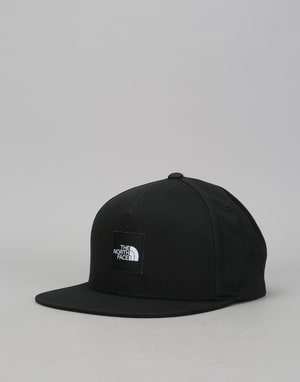 The North Face Street Ball Snapback Cap - TNF Black/TNF Black