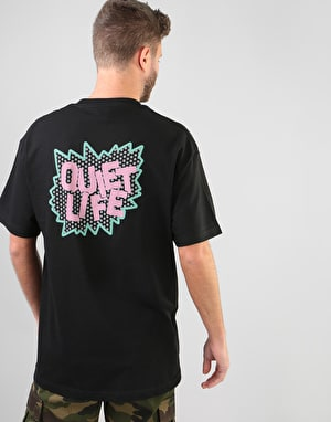 The Quiet Life Lichtenstein T-Shirt - Black