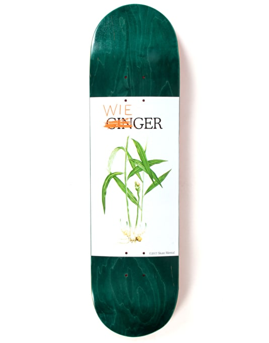 Skate Mental Wieger Ginger Skateboard Deck - 8.25""
