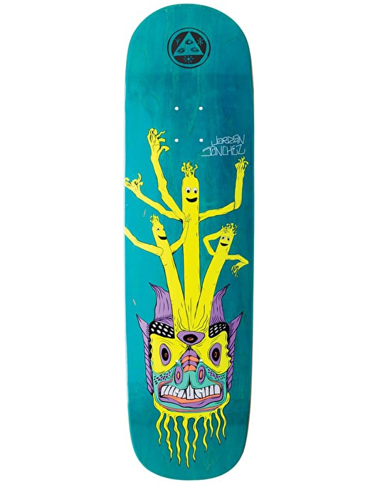 Welcome Sanchez Air Dancer on Nibiru Skateboard Deck - 8.75""