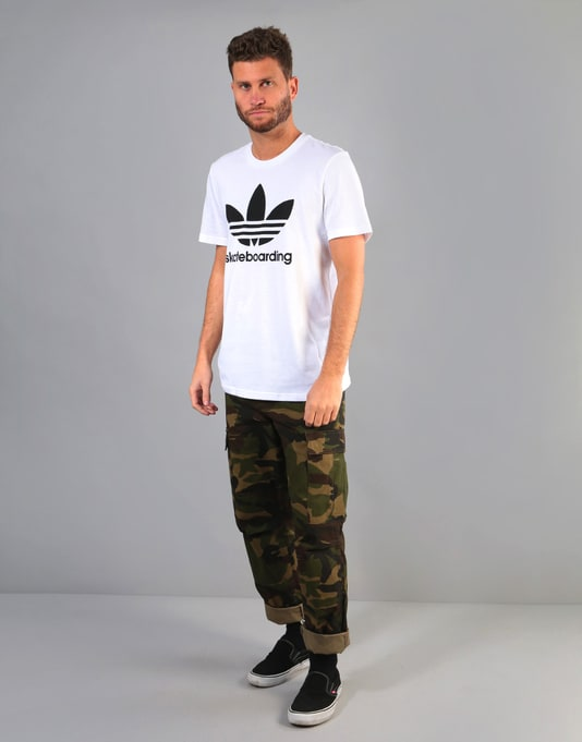 Adidas Clima 3.0 T-Shirt - White/Black