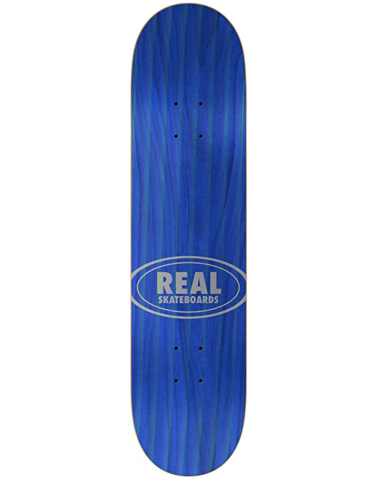 Real Chima Holographic Low Pro II Skateboard Deck - 8.25""