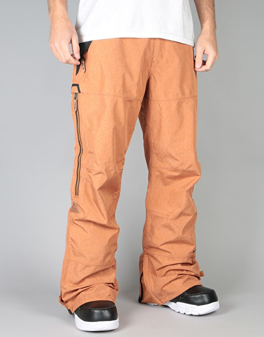 DC Nomad 2018 Snowboard Pants - Leather Brown