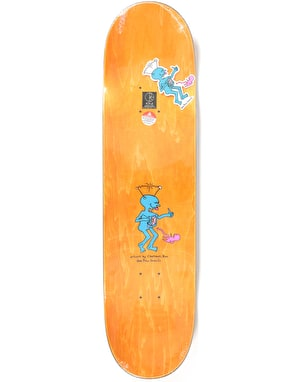 Polar x Dear x Ron Chatman Brady TV Kid Pro Deck - 8.25