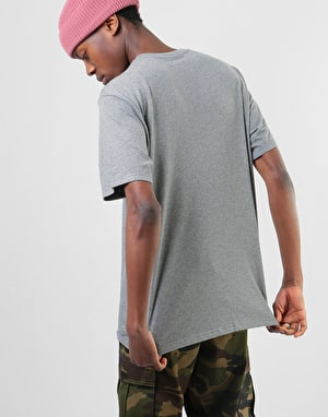 Element Signature S/S T-Shirt - Grey Heather