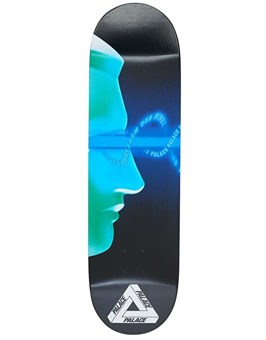 Palace Palazer Your Mind Skateboard Deck - 8.375""