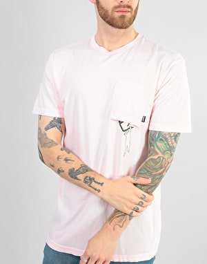 RIPNDIP Jungle Nerm T-Shirt - Pink