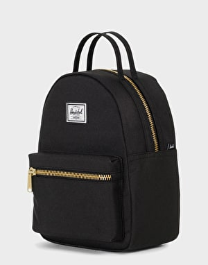 Herschel Supply Co. Womens Nova Mini Backpack - Black