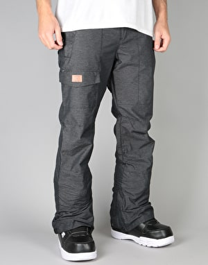 DC Dealer 2018 Snowboard Pants - Black