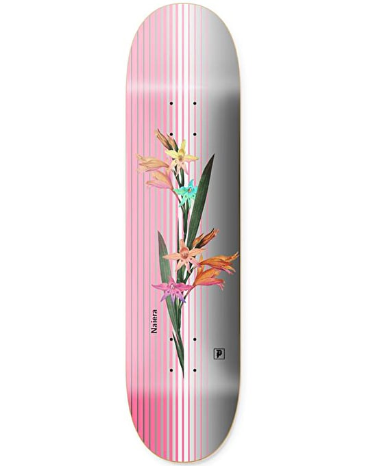 Primitive Najera Trop In Bloom Skateboard Deck - 8""