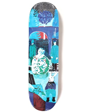 Polar Herrington Dreamer Skateboard Deck - 8.5