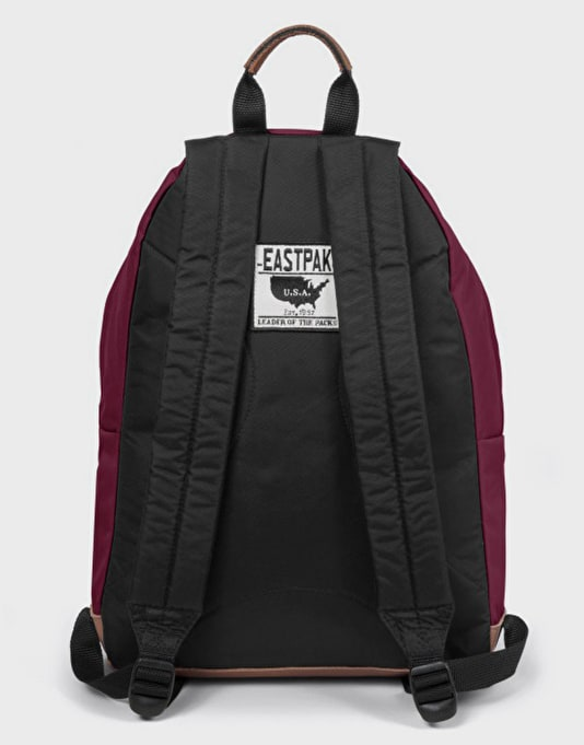 Eastpak Wyoming Backpack - Into Merlot