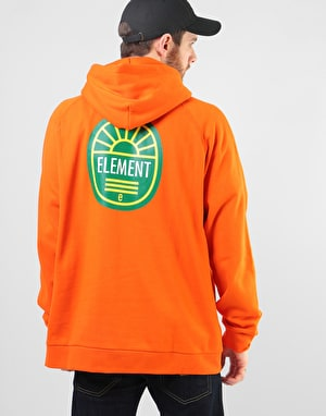 Element YAWYE Pullover Hoodie - Hazard Orange