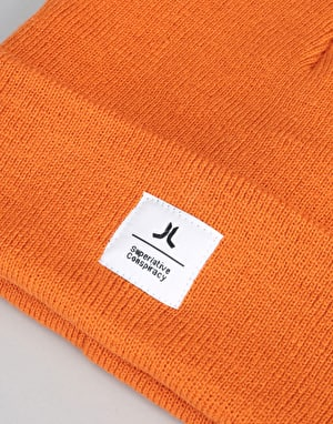 WeSC Puncho Beanie - Warm Apricot