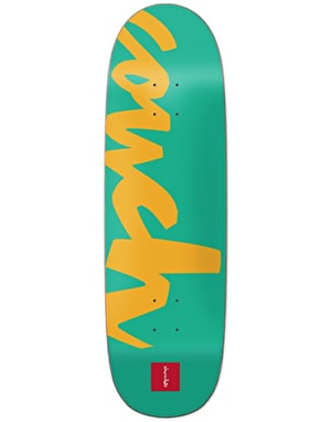 Chocolate Tershy 'Powerslide' Nickname Skateboard Deck - 9.25