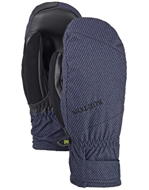 Burton Profile Under 2018 Snowboard Mitts - Mood Indigo Underpass Twil