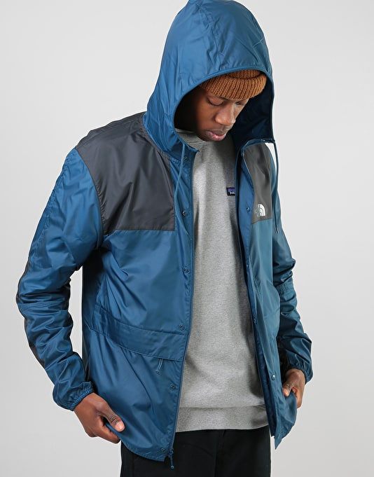 The North Face Mountain 1985 Celebration Jacket - Blue Wing Teal