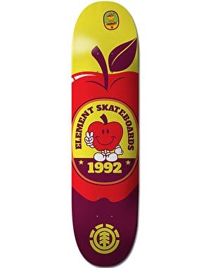 Element YAWYE Apple Skateboard Deck - 7.75