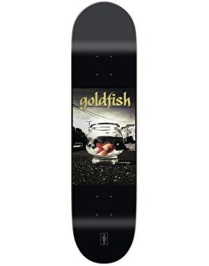 Girl Films Series Goldfish Skateboard Deck - 8