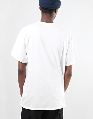 Thrasher New Boyfriend T-Shirt - White