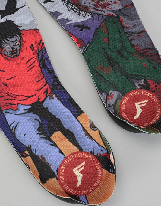 Footprint Jaws Zombie King Foam Elite Insoles
