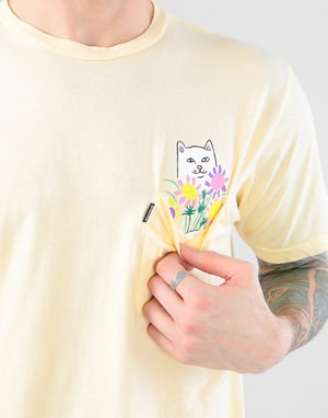 RIPNDIP Nermcasso T-Shirt - Yellow