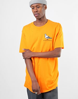 Anti Hero Lil Pigeon T-Shirt - Orange