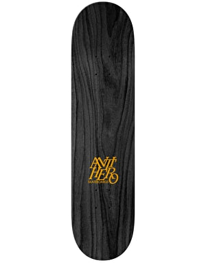 Anti Hero Stranger Gold Commode Pro Deck - 8.18