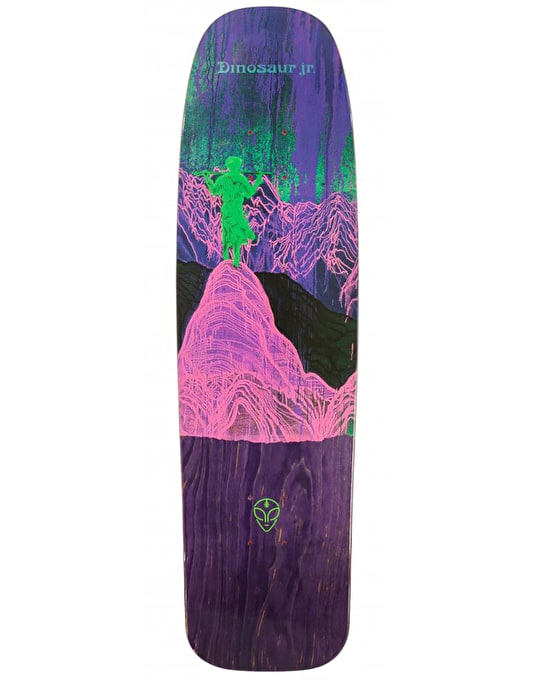 Alien Workshop x Dinosaur Jr. Give a Glimpse Old School Deck - 8.75""
