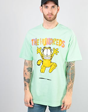 The Hundreds x Garfield Run T-Shirt - Mint