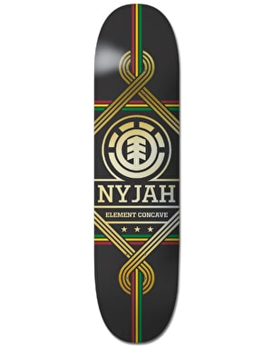 Element Nyjah Concave Pendant Pro Deck - 8.125