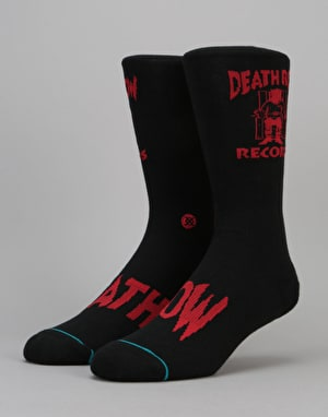 Stance x Snoop Dogg Death Row 200 Needle Socks - Black