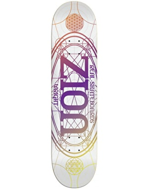 Real Zion Oval Pro Deck - 8.38