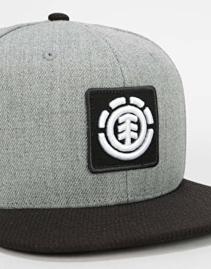 Element United Snapback Cap - Grey Heather