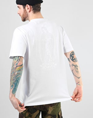 Santa Cruz Ghost Lady T-Shirt - White