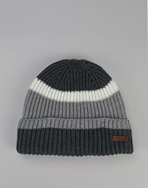 Barts Dirg Beanie - Heather Grey