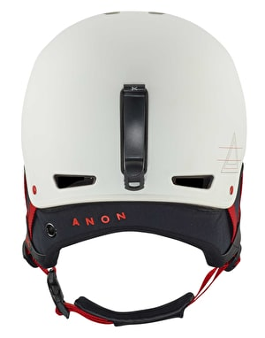 Anon Striker 2018 Snowboard Helmet - White
