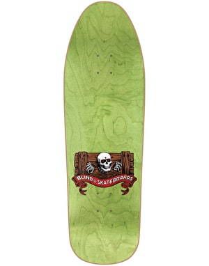Blind Johnson Jock Skull HT Reissue Pro Deck - 9.875