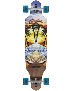 Dusters Wake Element Drop Through Longboard - 38