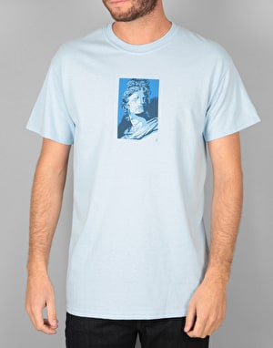 Route One Apollo T-Shirt - Light Blue