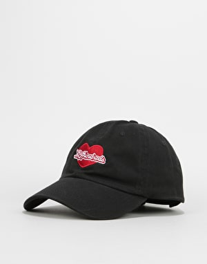 The Hundreds Romance Dad Cap - Black