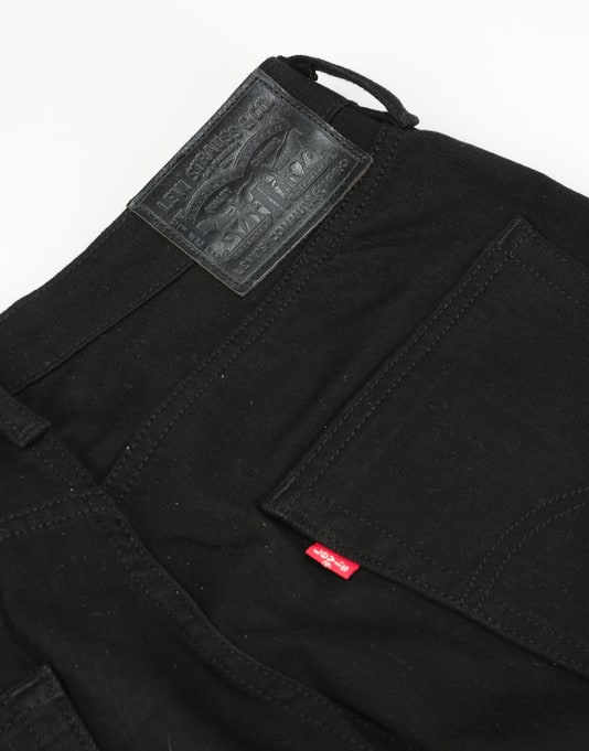 Levi's CM Pro 511™ 5 Pocket Denim Jeans - Black 4X Mb Stay Dark Cmp