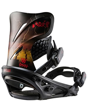 Flux DSW 2018 Snowboard Bindings - S.D.R.