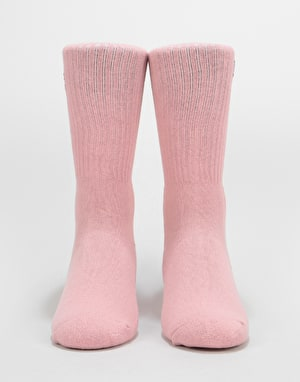 Carhartt Prior Socks - Soft Rose