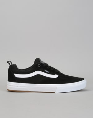 Vans Kyle Walker Pro Skate Shoes - Black/White