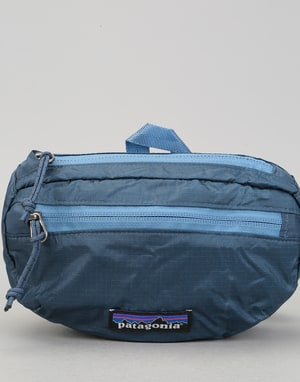 Patagonia Lightweight Travel Mini Cross Body Bag - Dolomite Blue